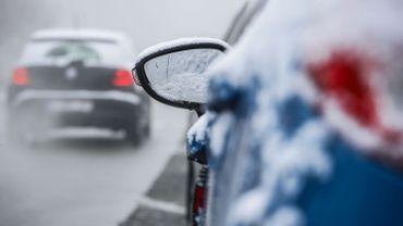 L'IBSR rappelleque le nombre d'accidents matériels augmente en cas de chutes de neige, même si les accidents graves sont moins fréquents.