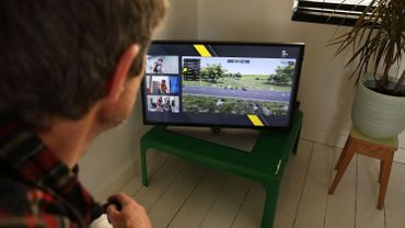 Le Tour des Flandres virtuel a répondu à une demande qui devrait s'accentuer à l'avenir