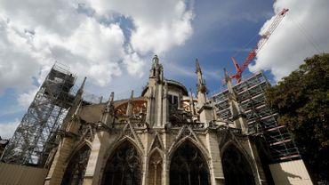 """Notre-Dame de Paris toujours """"en danger"""" selon l'architecte en chef du chantier"""