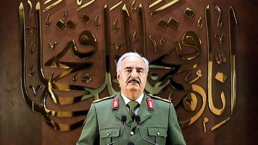 Le maréchal Khalifa Haftar, ce 26 avril