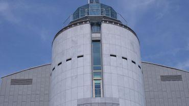 Le Palais de Justice de Mons