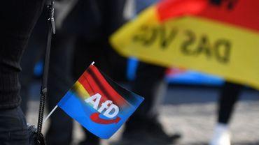 """Allemagne : le parti d'extrême-droite """"Alternative pour l'Allemagne"""" (AfD) placé sous surveillance"""