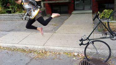 Les pistes cyclables peuvent parfois s'avérer dangereuses