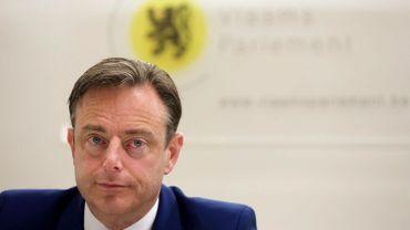 Crise en Catalogne: De Wever réfute toute négociation pour une investiture de Puigdemont au parlement flamand