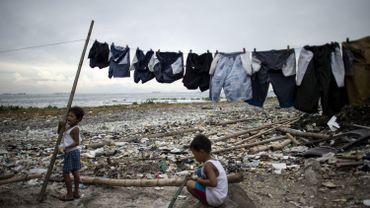 Des millions de Philippins menacés par le super typhon Mangkhut