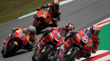 Suivez en direct les qualifications moto du GP de Catalogne (Live vidéo)