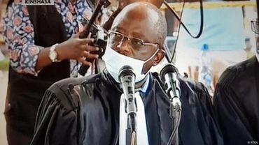Âgé de 51 ans, le juge Raphaël Yanyi Oyungu est mort dans la nuit du mardi 26 au mercredi 27 mai
