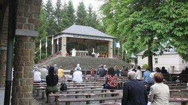 Pas de messes le 15 août à Banneux