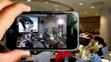 La réalité augmentée comme les autres technologies peuvent s'insérer de façon utile dans l'apprentissage.