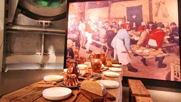 """Du 18 septembre 2019 au 13 septembre 2020, l'Atomium accueillel'exposition """"Bruegel, A Poetic Experience. An innovative world and mind"""", à l'occasion des 450 ans de la mort du célèbre peintre de la Renaissance."""