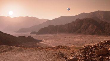 La Nasa confirme que la mission du robot Opportunity est terminée.