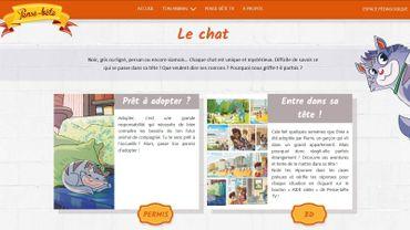 """Le site """"pense-bête"""""""