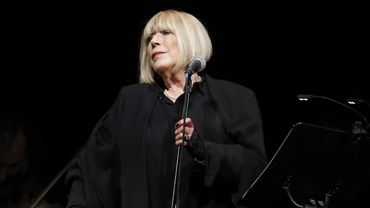 """She walks in beauty"", nouvel album de Marianne Faithfull, sort le 30 avril."