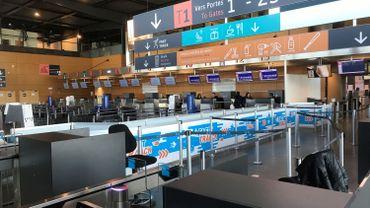 Aéroport fermé: Partir avant d'être bloqués en Belgique