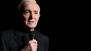 Charles Aznavour, l'ambassadeur de la chanson française