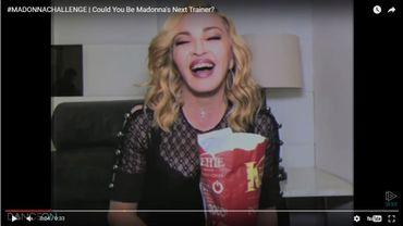 Madonna lance un concours sur le web pour trouver son nouveau chorégraphe