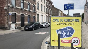 Le centre de Mons devient semi-piétons pour l'été
