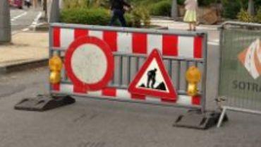 A l'entrée de Liège, les automobilistes devront encore patienter pour utiliser les deux bandes du boulevard urbain en travaux depuis deux ans (photo d'illustration).