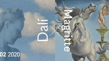 Magritte et Dali, quand deux icônes du surréalisme se rencontrent
