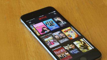 L'application mobile de Netflix est l'application qui a rapporté le plus en 2017