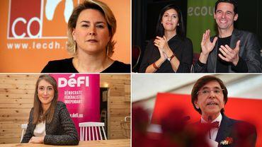 Journée internationale des droits des femmes: le monde politique prend la parole