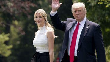 """Semaine """"Made in America"""": la présidence défend les produits d'Ivanka Trump produits... en Asie"""