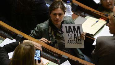 """Zoé Genot: """"Ali Aarrass a besoin de son pays, mais celui-ci est aux abonnés absents"""""""