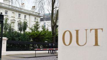 Ex-espion empoisonné: l'ambassade russe reproche aux Britanniques un manque d'informations