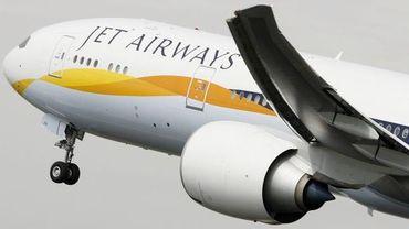 Jet airways à Zaventem