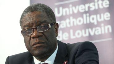 Le Docteur Denis Mukwege
