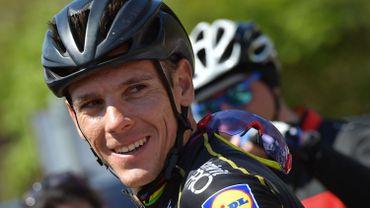 Philippe Gilbert sera bien au départ du Tour