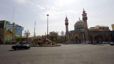 """Coronavirus: les forces de sécurité iraniennes appelées à """"vider les rues"""""""