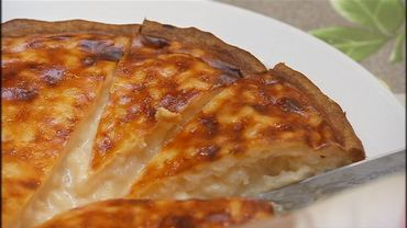 Les Saveurs de chez nous : La tarte au riz chez Eggen Nols