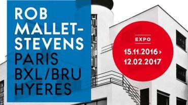 Rob Mallet-Stevens : un architecte moderne au CIVA