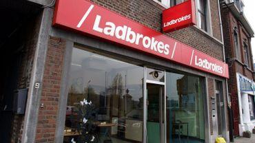 Une agence Ladbrokes