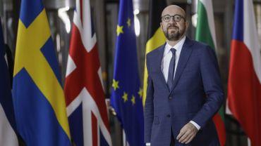 Sommet européen: pour Charles Michel, le dialogue sur l'élargissement doit se poursuivre