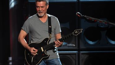 Van Halen: cancer de la gorge