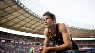 """Thomas Van der Plaetsen abandonne: """"Je n'étais pas à 100 % mais je devais essayer"""""""