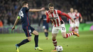 A dix, le PSV résiste à l'Atletico, Lestienne rejoue