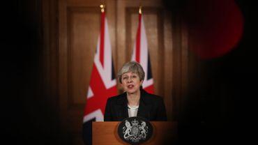 Theresa May a demandé officiellement un report de 3 mois du Brexit