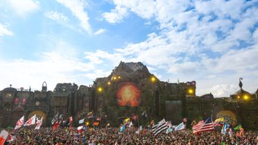 Le festival TomorrowWorld en 2014