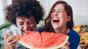 Les bienfaits du rire