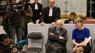 Jacques Servier, accusé du procès Mediator