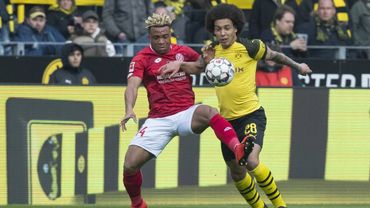 Fuball 1 Bundesliga Saison 2018 2019 29 Spieltag Borussia Dortmund FSV Mainz 05 am 13 04 20