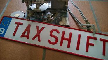 Tax shift: 884 millions d'euros en moins pour les communes