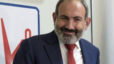 Arménie: Pachinian nommé Premier ministre après sa victoire électorale