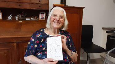 René Julia Remy écrit depuis plus de 20 ans mais elle vient seulement de publier son premier roman