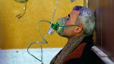 La Syrie a utilisé des armes chimiques lors d'une attaque en2018, selon l'OIAC. Photo d'illustration