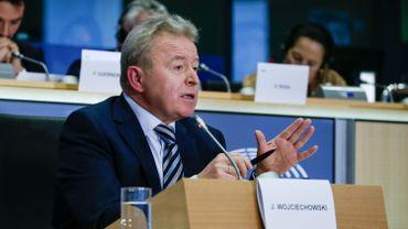 Le candidat commissaire polonais Janusz Wojciechowski