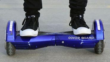 L'hoverboard, un des nouveaux modes de déplacement